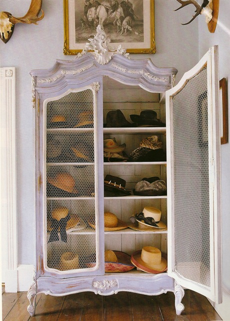 armoire for favourites