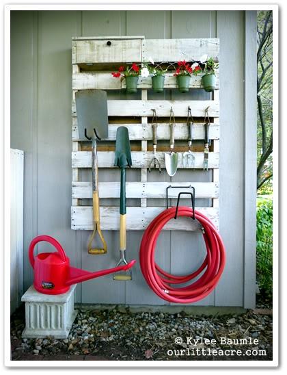 Garden Tools Organizer