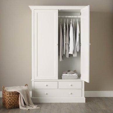 classic large wardrobe